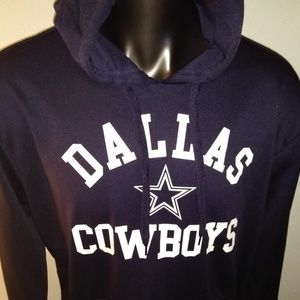 Dallas Cowboys Dry Fit Performance Pullover Hoodie